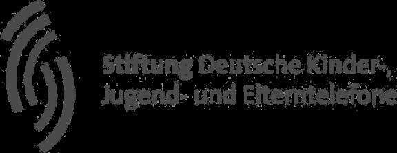 Logo - Stiftung Deutsche Kinder- Jugend- und Elterntelefone