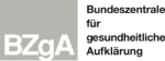 Logo - Bundeszentrale für gesundheitliche Aufklärung