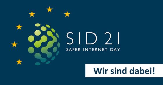 Safer-Internet-Day 2021 - Wir sind dabei